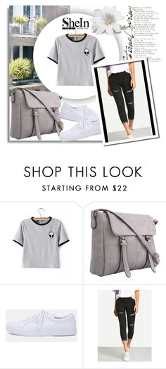 """""""SheIn 4"""" by melissa995 ❤ liked on Polyvore featuring Thomsen Paris"""