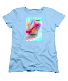 Women's T-Shirt (Standard Cut) - Abstract 9589