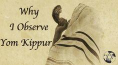 Why I Observe Yom Kippur - Hope for Israel Jewish Festivals, Messianic Judaism, Yom Kippur, Post Quotes, Atonement, Christian Devotions, Bible Truth, Torah, Prayer Request