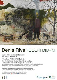 Denis Riva FUOCHI DIURNI