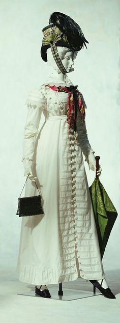 omgthatdress:  Redingote 1815 The Kyoto Costume Institute