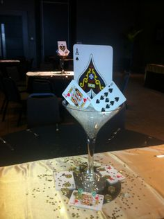 James bond party, james bond wedding, casino party, casino theme parties, v Casino Party Decorations, Casino Party Foods, Casino Theme Parties, Party Centerpieces, Party Themes, Party Ideas, Party Favors, Party Props, Table Decorations