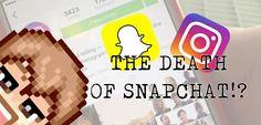 Instagram Stories Isn't Going To Destroy Snapchat | Pixel Boy  #SmallBusiness #SocialMedia #Snapchat #Instagram