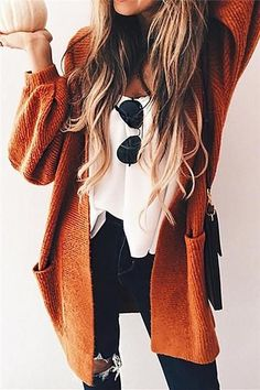 Flawless Summer Outfits Ideas For Slim Women That Looks Cool - Oscilling Looks Style, Looks Cool, My Style, Curvy Style, Hippie Style, Bohemian Style, Fall Winter Outfits, Autumn Winter Fashion, Winter Clothes