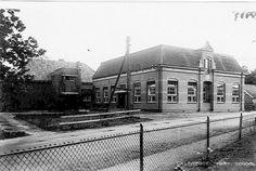 Hervormde school, Onstwedde.