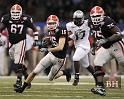 SEC football....I root for anyone playing against Florida!  But my true love is UGA Bulldogs!