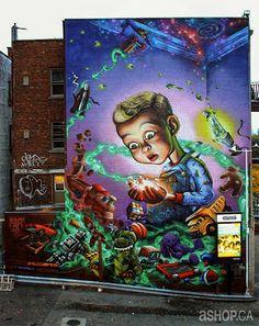 Na Rua, A Arte...