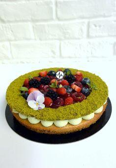 Fantastik fruits rouges - Pistache #fruitsrouges #pistache #fantastik