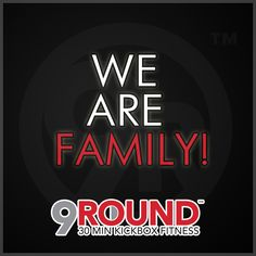 If you're ever worried about trying 9Round for the first time, there are always trainers here to guide you and help you learn each of our nine stations! We make sure you are prepared, motivated, and taken care of. #wearefamily #9Round #besttrainersever