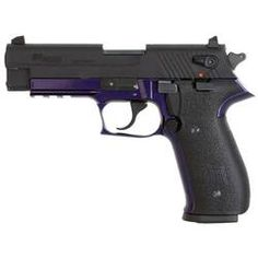 Purple SIG Sauer Mosquito...which will soon become part of my new collection :)