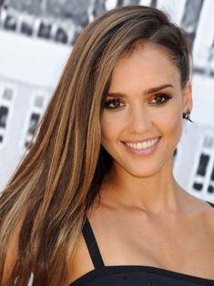 Love Side-Swept Hair? Try a Punky Braid Like Jessica Alba - Beauty Editor: Celebrity Beauty Secrets, Hairstyles