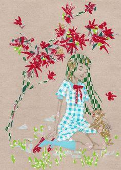 Washi tape art. Dekortapasz művészet.  Dekorella Shop http://dekorellashop.hu/ #dekortapasz #washitape #maskingtape