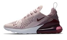 Nike Air Max 270 - Barely Rose colour.