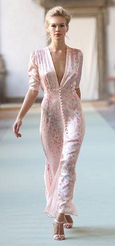 #dress #pink #floral