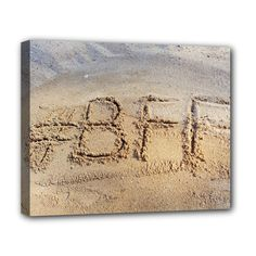 """#BFF Deluxe Canvas 20"""" x 16"""" (Framed) #JustSold #ThankYou :)"""