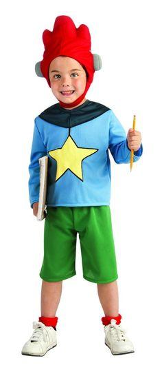 Scribblenauts Deluxe Maxwell Costume Child