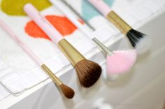 Blog Valeu a Compra - Como limpar os pincéis de maquiagem | #blog #maquiagem #resenha #review #makeup