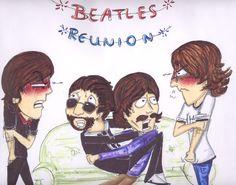 Beatles Reunion by Abbey-Road-Medley on DeviantArt