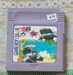 Wonderful bootleg Game Boy cartridges I found my... - Tiny Cartridge - Nintendo 3DS, DS, Wii U, and PS Vita News, Media, Comics, & Retro Junk This is the item for NINTENDO DS, need others, visit amazon to make purchase, link is added