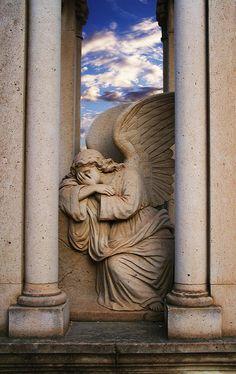 Angel02 - Lagrimas de Piedra... | Panteon de oriente... | Flickr
