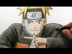 How to Draw Naruto (Fan Art Tutorial) - Naruto Video Naruto Fan Art, Anime Naruto, Manga Anime, Naruto Drawings, How To Draw Hoodies, Interesting Topics, Art Google, Naruto Shippuden, Art Tutorials