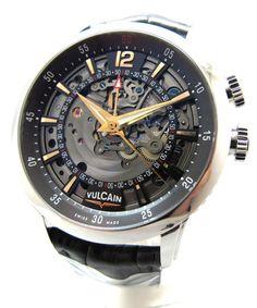 Vulcain 150th Anniversary Heart Grey Limited Edition watch