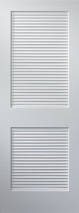 For Pantry! Louver-louver-MDF-Primed | Woodport Doors