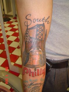 1000 images about tattoo ideas on pinterest the flyer for Philly sports tattoo