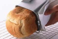Use your favorite seven grain cereal to make this hearty, easy Multigrain Loaf Bread recipe in the bread machine for fabulous breakfast toast. Easy Bread Machine Recipes, Bread Maker Recipes, Best Bread Recipe, Bread Machine Beer Bread Recipe, Loaf Recipes, Country White Bread Machine Recipe, High Altitude Bread Machine Recipe, Bread Machine Rolls, Delicious Recipes