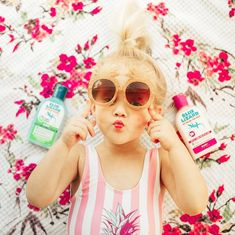 """3e9fd7f46467d You will find us using @BlueLizardSun sunscreen because it's the safe  choice for our kids! It…"""" Toddler SwimsuitsLittle ..."""