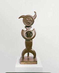 Max Ernst, Moonmad (1944)