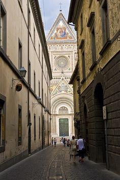 Duomo di Orvietto, Italy