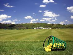 I really, really wanna get out to the course in the near future. Practice Your Golf Swing!