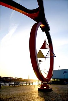 Newport City Originals series by Nick Fowler, Newport South Wales Photography, The Wave Newport City, Newport City Wave Sculpture, Newport C...