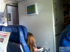 Kabine der Boeing 767-300ER - Check more at https://www.miles-around.de/trip-reports/economy-class/aeroflot-boeing-767-300er-economy-class-budapest-nach-moskau/,  #Aeroflot #avgeek #Aviation #Boeing #Boeing767-300ER #BUD #EconomyClass #Flughafen #Moskau #SVO #Trip-Report