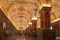 Biblioteca del Vaticano, Roma