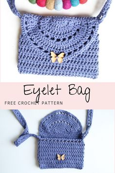 This crochet clutch free pattern is an easy beginner crochet pattern. You only need to know the basic stitches and you only need one skein of yarn. Check out the crossbody bag pattern free here. # one skein crochet patterns Eyelet Crochet Bag Pattern Easy Beginner Crochet Patterns, Boho Crochet Patterns, Crochet Basics, Knitting Patterns, One Skein Crochet, Free Crochet Bag, Crochet Pouch, Crochet Clutch Bags, Purse Patterns Free