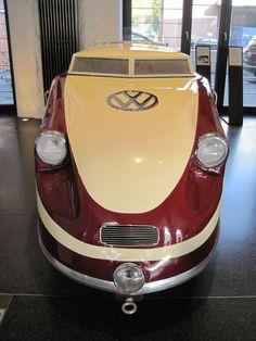 VW Express 1956