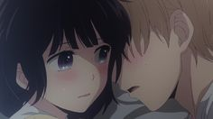Kuzu no honkai - Hanabi x Mugi Kimi No Na Wa, Me Me Me Anime, Anime Love, Kuzu No Honkai Hanabi, Manhwa, Scums Wish, Manga Anime, Teenage Love, Anime Expressions