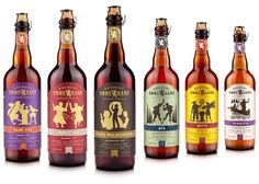 Design Tips With 8 of the Best Looking Craft Beer Brands image ommegang2