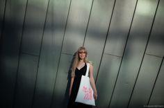 For the Heinissue blog. Bambi bag from Ivana Helsinki #editorials