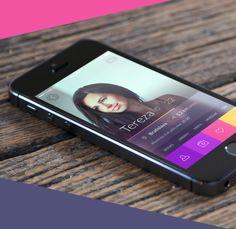 Badoo 620x603 12 Briliant Mobile App Redesign Concepts