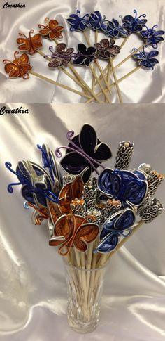 Nespresso:Farfalle per ornamento!