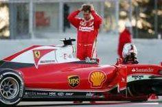 Vettel smantisce le voci di un passaggio. Ma quale scenario sarebbe stato Ha lavorato duro con ingegneri e tecnici di pista che hanno costruito un'auto che rispondesse al meglio alle sue specifiche. Quest'anno ha vissuto  una vera e propria disfatta, che va oltre la delusi #ferrari #vettel #formulauno