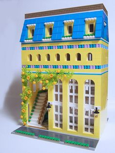 modularsbykristel | Passionate about MOC modular buildings | Page 8