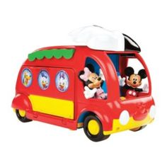 Disney's Mickey Mouse Clubhouse Cruisin' Camper by Fisher-Price