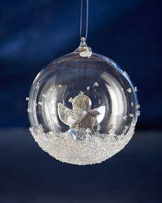 2015 Christmas Ball Ornament by Swarovski