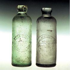 Coca-Cola Vintage Bottle