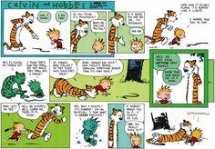 Calvin and Hobbes Comic Strip, July 19, 2015 on GoComics.com