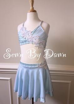 a0aa2ee1715c 63 Best blue costumes images | Dance costumes, Dance wear, Blue costumes